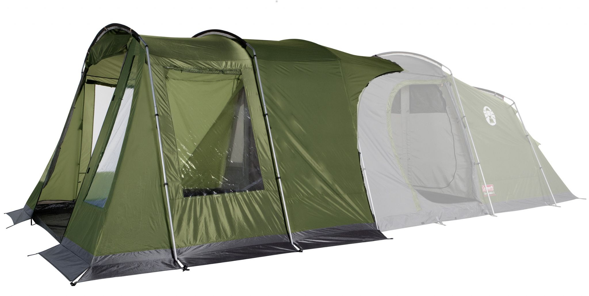 COLEMAN DA GAMA 6 MAN FAMILY TENT - Free TENT EXTENSION - Grasshopper Leisure  sc 1 st  Grasshopper Leisure & DA GAMA 6 MAN FAMILY TENT - Free TENT EXTENSION - Grasshopper Leisure